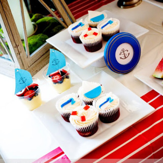 Nautical+Red+Velvet+Cheesecake+Cupcakes+2
