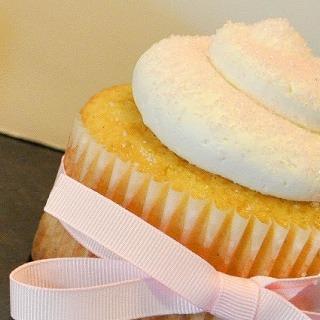 French Vanilla Cupcakes