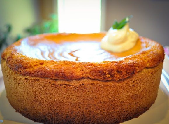 Pumpkin Gooey Butter Cake & A Giveaway!