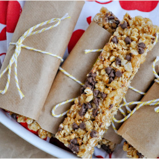 Easy Homemade Granola Bars