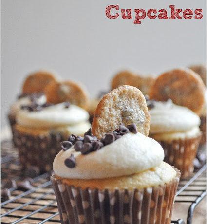 Milk & Cookies Cupcakes