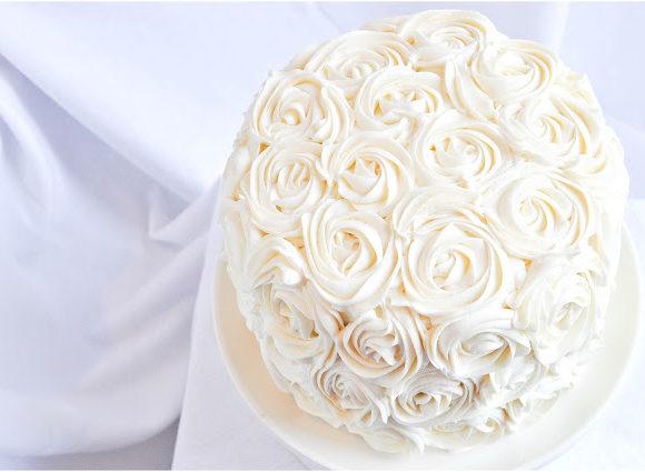Stout Cake with Irish Cream Frosting