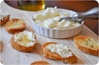 Homemade Ricotta Cheese-0026
