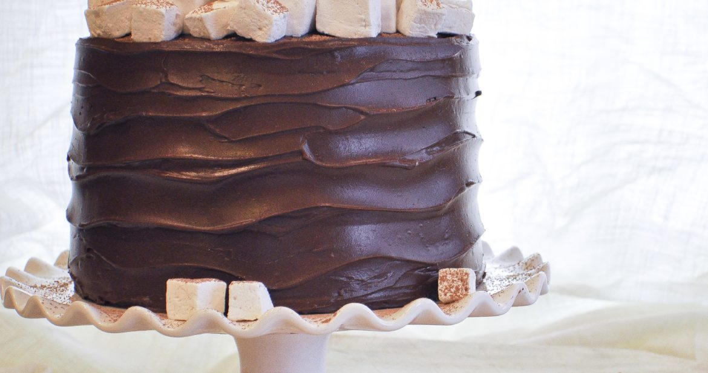 Hot Chocolate Layer Cake-0360-2