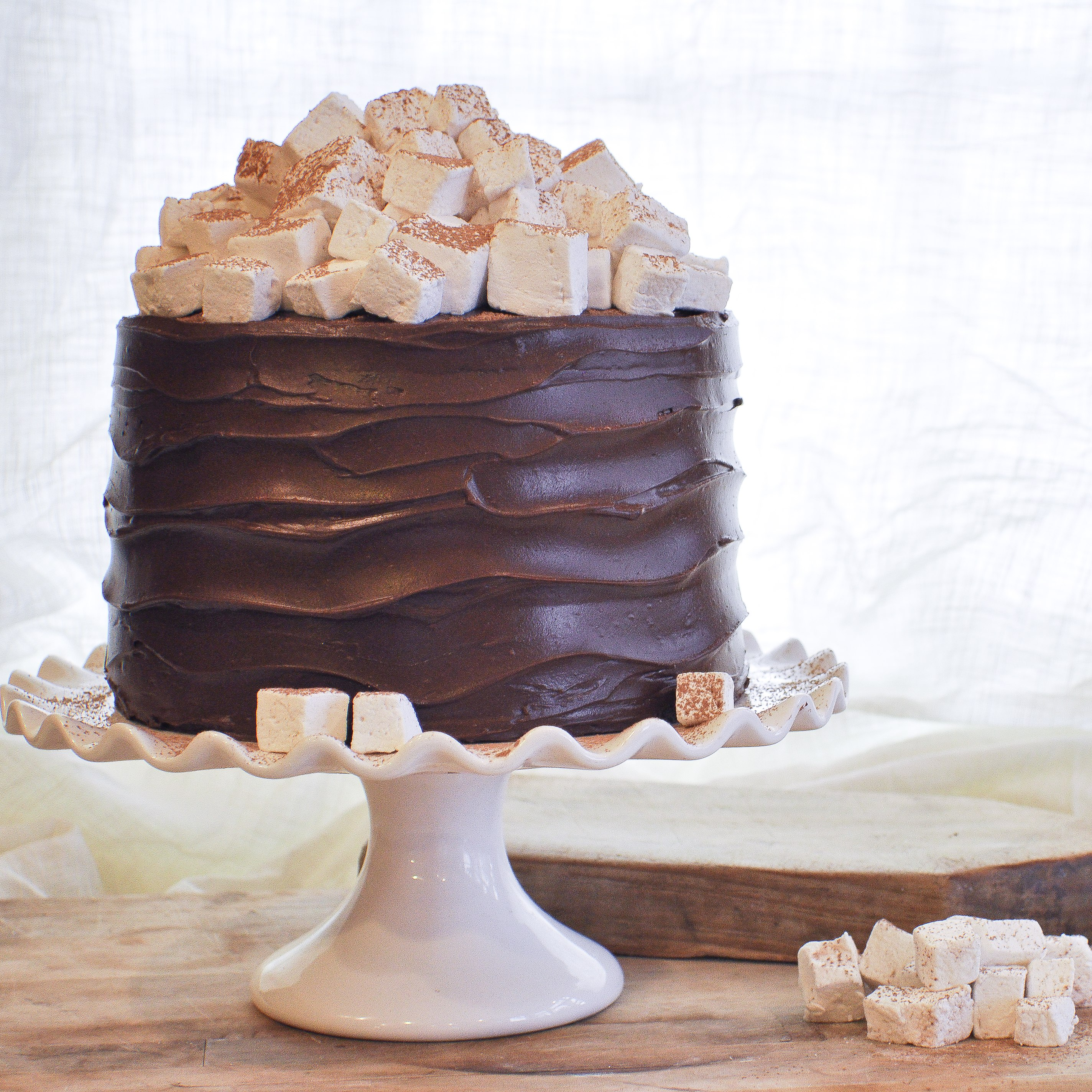 Hot Chocolate Layer Cake-0360-2