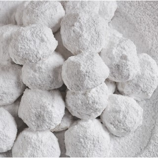 Almond Snowball Cookies-0517