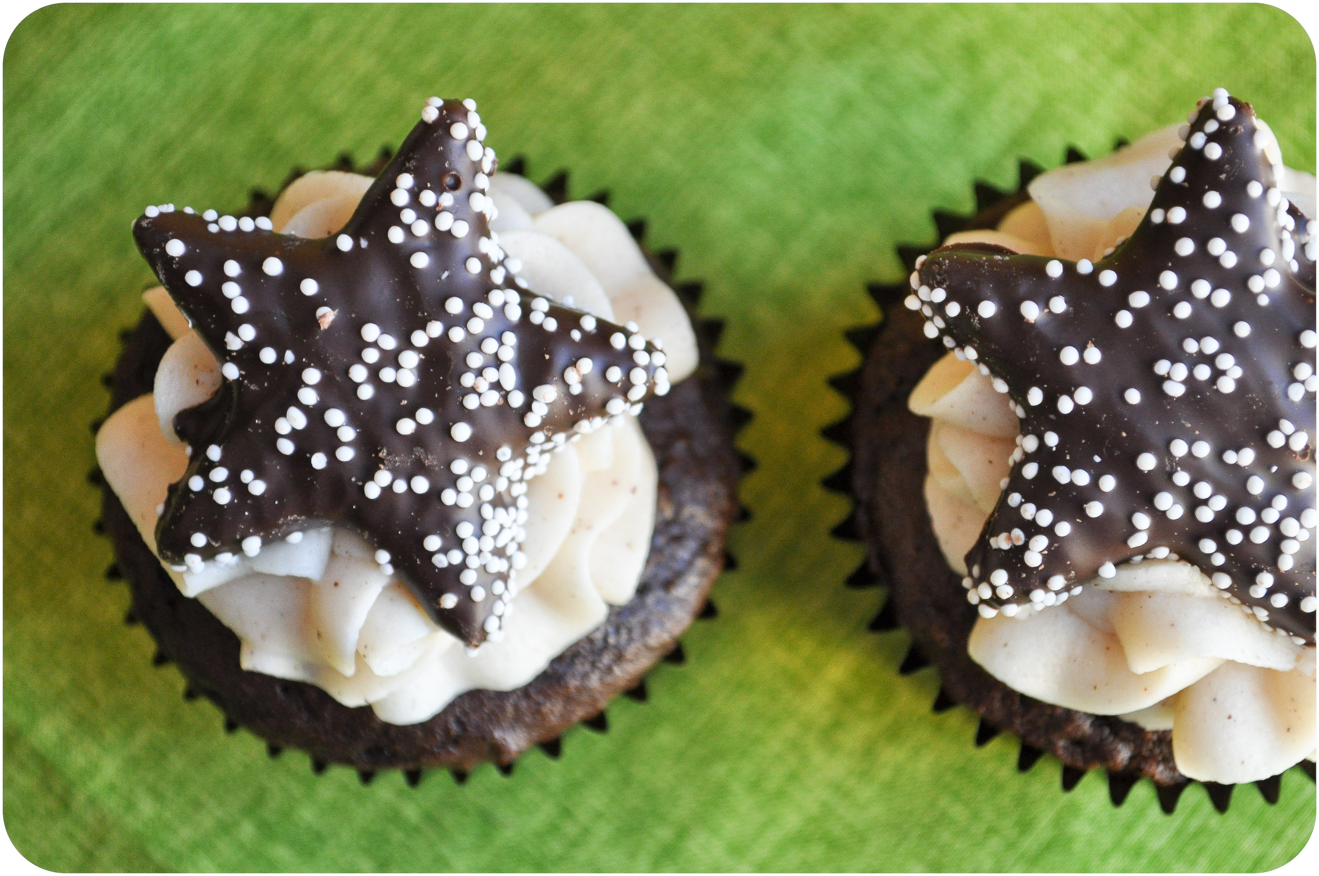 Mexican Hot Chocolate Cupcakes - Lemon Sugar