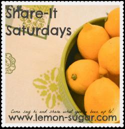 Share-It Saturday: Week 6