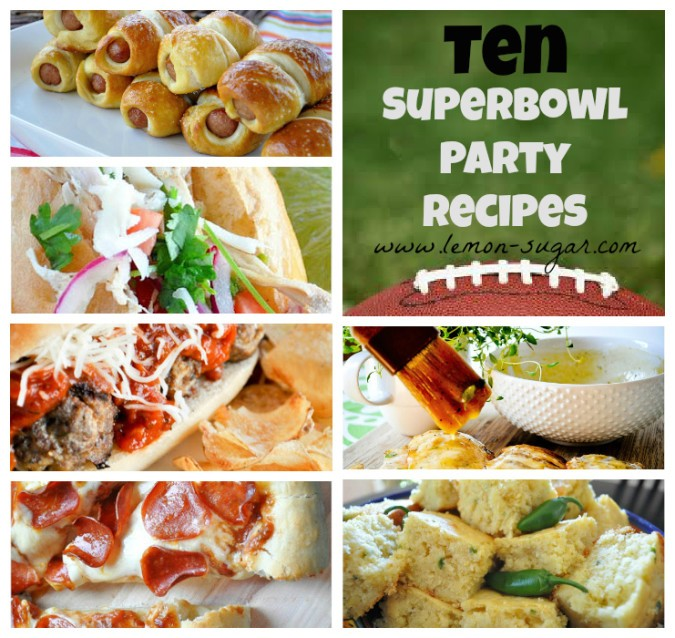 10 SB Party Recipes