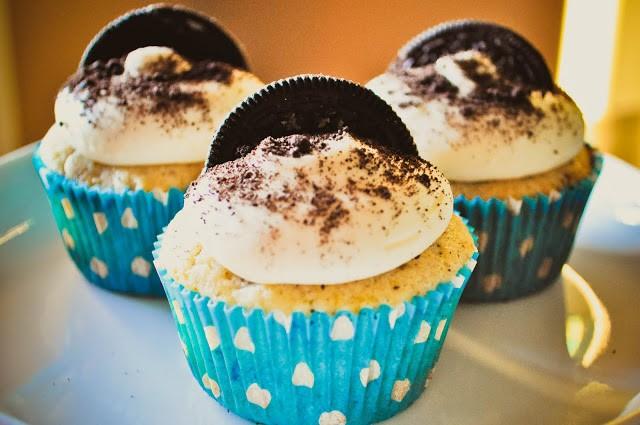 Oreo Cupcakes | www.lemon-sugar.com