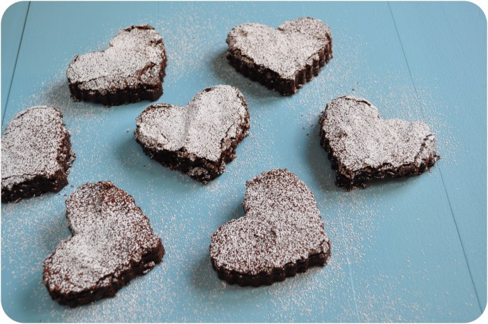 Fudgy Love Brownies-5