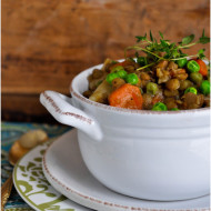 Lentil & Vegetable Stew