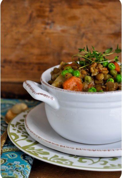 Lentil & Vegetable Soup-1-4