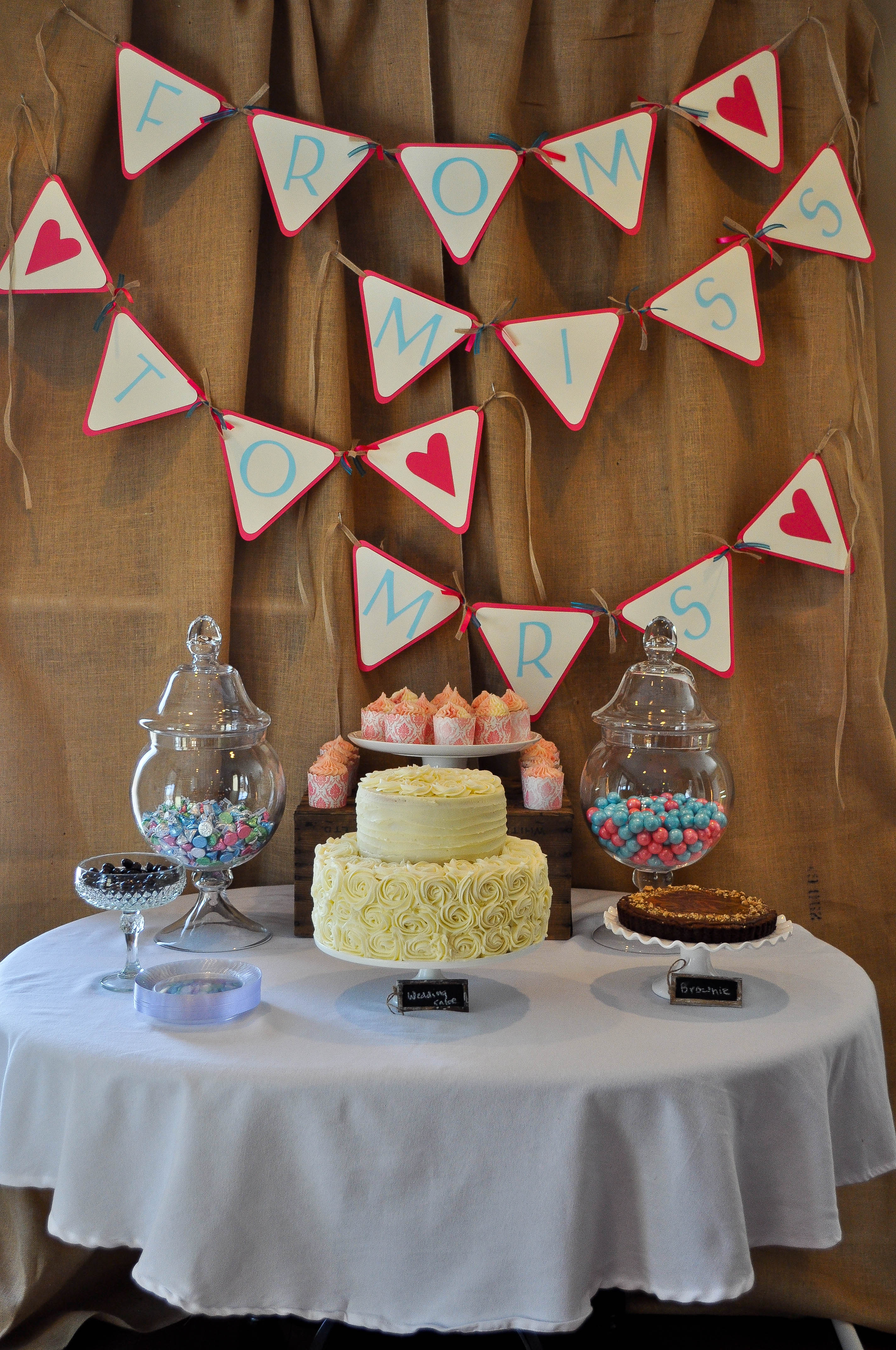 Bridal Shower by Lemon Sugar