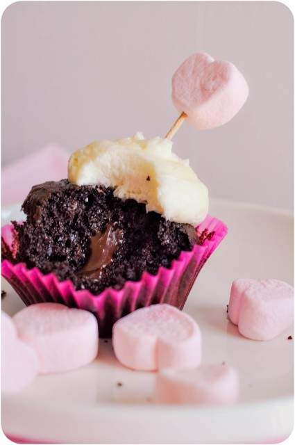Be My Valentine Cupcakes-1-3