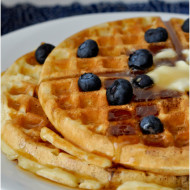 The Greatest Waffle Recipe Ever