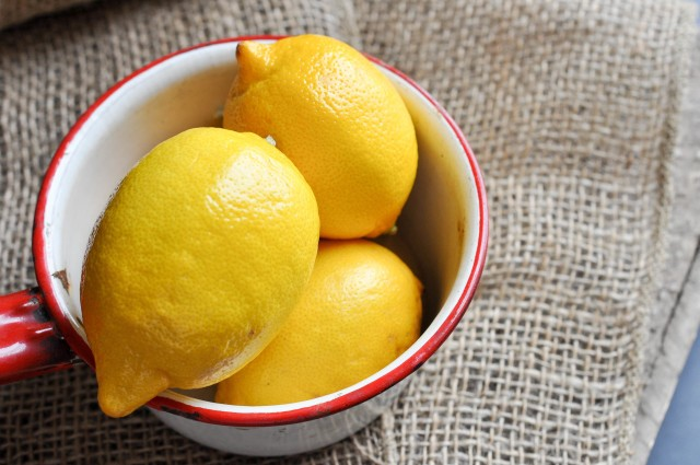 Lemon Sugar - Meyer Lemon Sour Cream Pound Cake