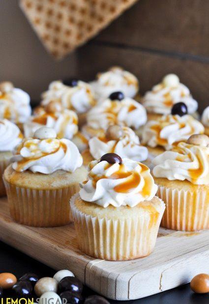 Vanilla Latte Cupcakes-1-4