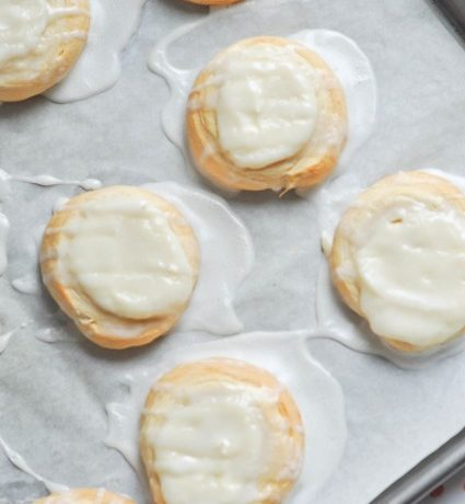 Easy (Like, Really Easy) Cheese Danish