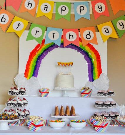 A Rainbow Party