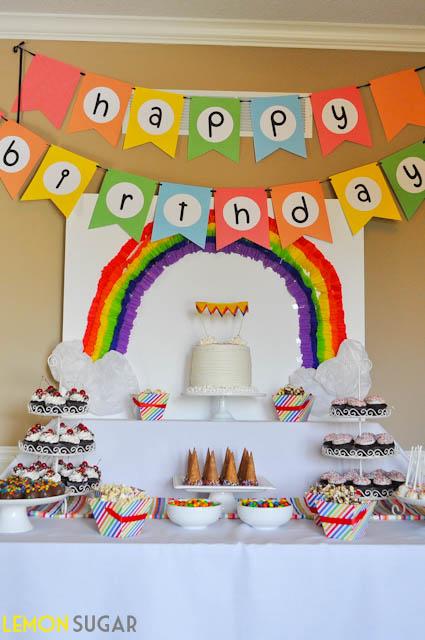 Rainbow Cupcakes-0016