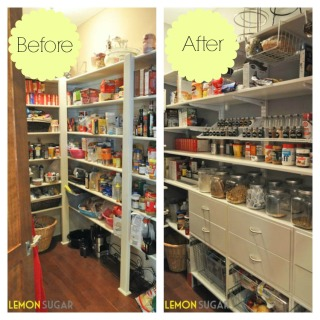 A Pantry Makeover with Organized Living™ (Part 2: After)