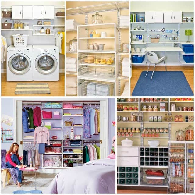 Organized Living Inspiration Gallery