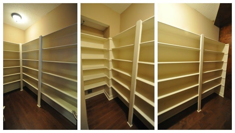 Glidden Pantry Remodel - Before | www.lemon-sugar.com