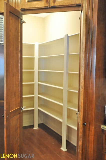 Pantry Makeover with Organized Living