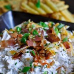 Loaded Baked Potato Dip-0091
