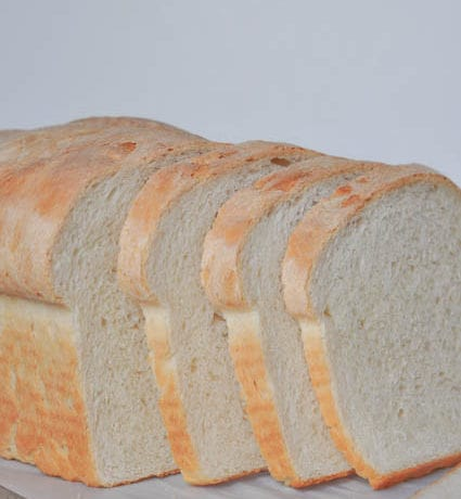 White Sandwich Bread