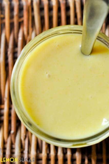 Honey Mustard Salad Dressing-0024