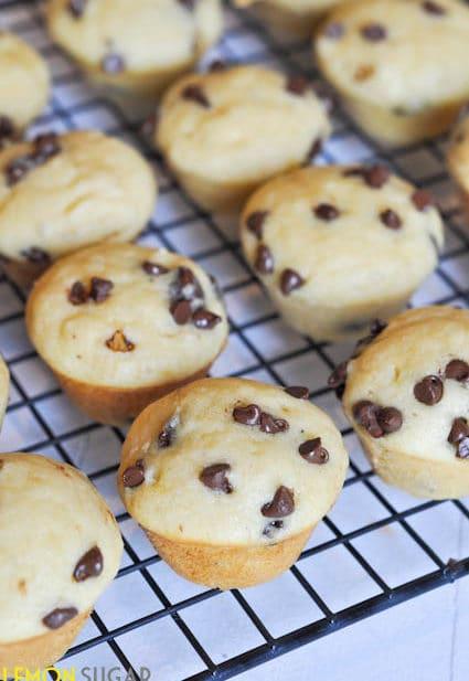 Mini Chocolate Chip Pancake Muffins-0022