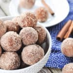Apple & Cinnamon Spice Doughnuts-0009