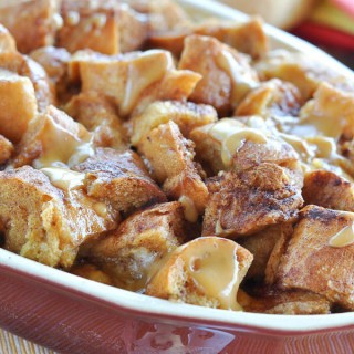 Caramel Bread Pudding-0092