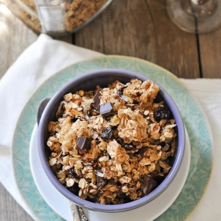 Cherry Chocolate Granola-0015