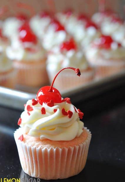 Cherry Cupcakes-0021