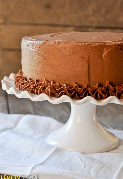Chocolate Layer Cake-0021