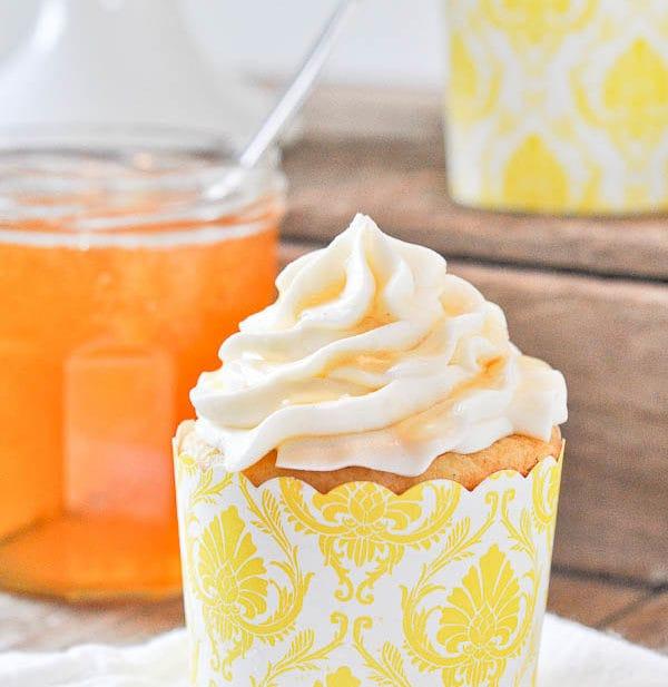 Honey Vanilla Cupcakes-0017-2