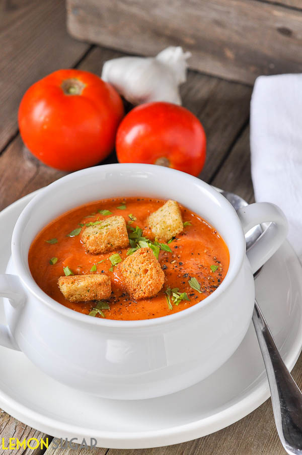 Roasted Tomato Soup-0028