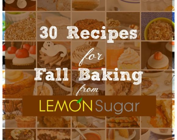 30 Recipes for Fall Baking