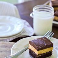 Biscoff Truffle Brownies