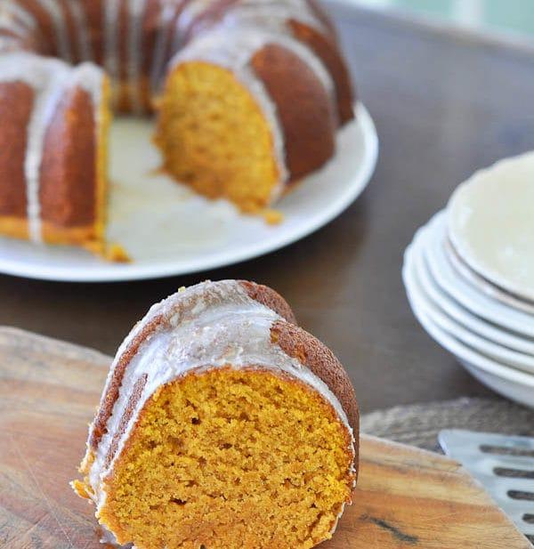 Pumpkin Pound Cake-0058