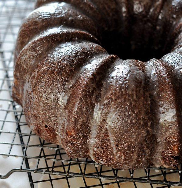 Chocolate Syrup Bundt Cake-0422