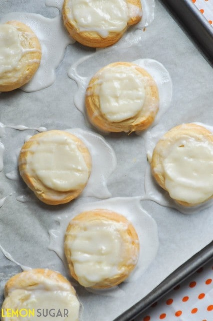 Easy-Cheese-Danish | www.lemon-sugar.com