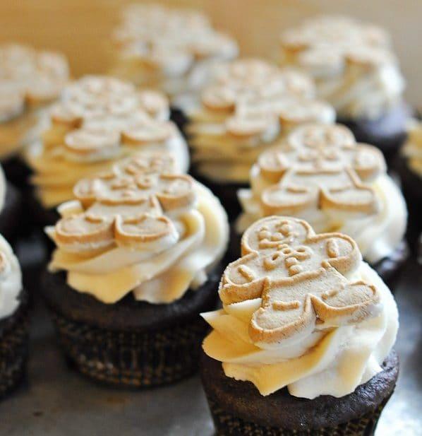 Gingerbread Cupcakes-0324-2
