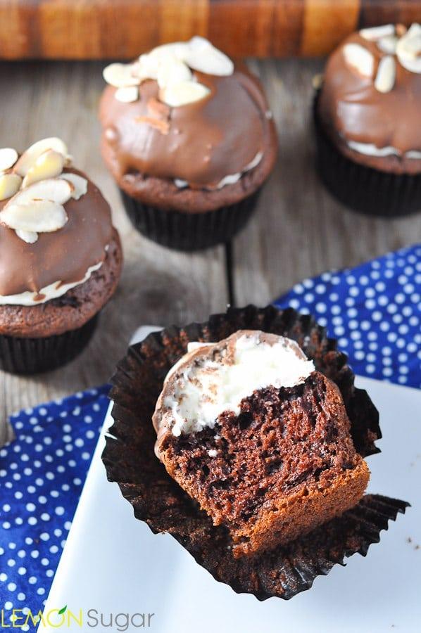 Almond Joy Cupcakes | www.lemon-sugar.com