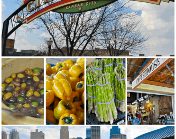 #MyHomeTownGuide – Five of My Favorite Eats in Kansas City