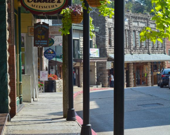 Out and About:  Eureka Springs