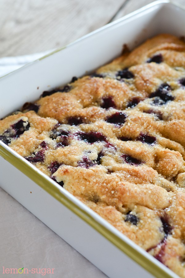 Blueberry Breakfast Cake - lemon-sugar.com -1965